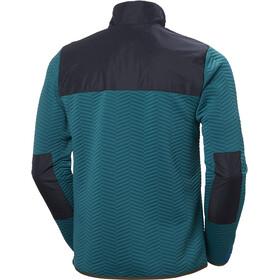 Helly Hansen Lillo Sweat-shirt de survêtement Homme, deep lagoon